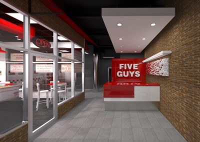Five Guys Office