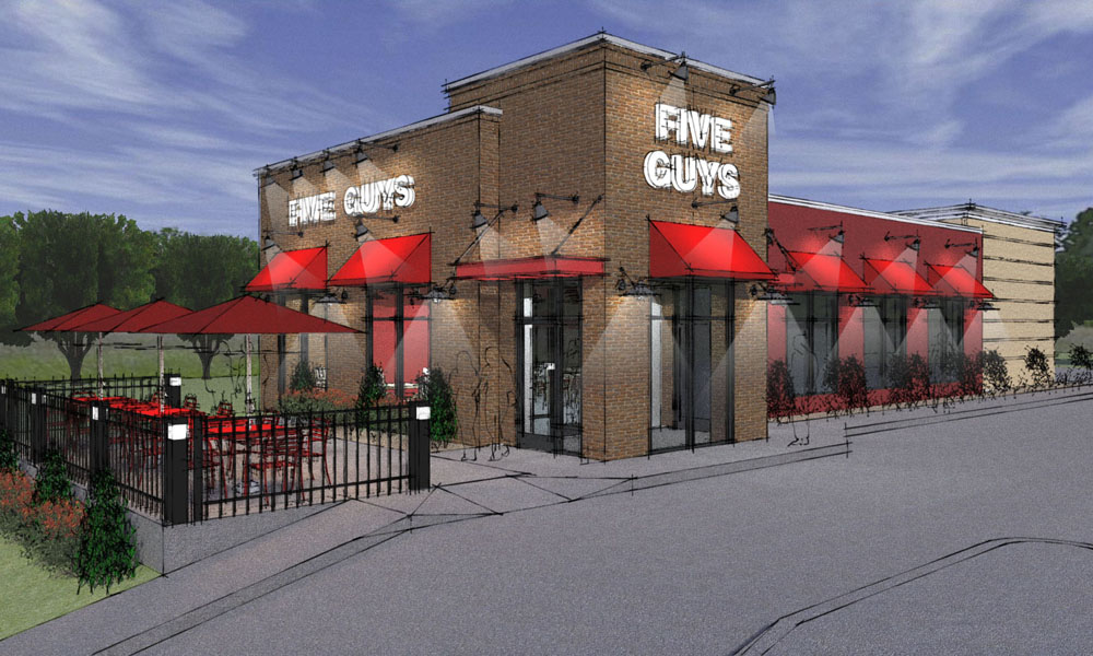 Five Guys Restaurants