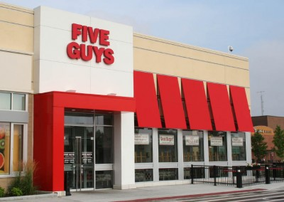 Five Guys – Chicago Ridge